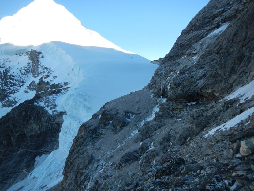 The Tashi Labsta (5760m)