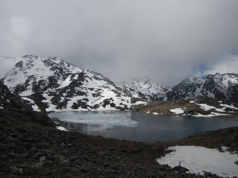 One of the many Gosaikunda Lakes