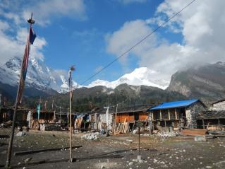 The village of Shyala
