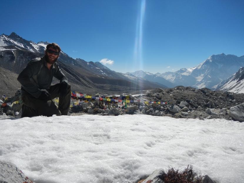 Larky La Pass (5130m)