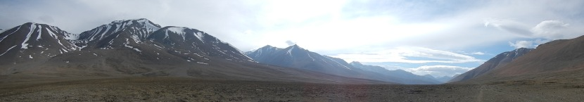 My first view of Lower Dolpa
