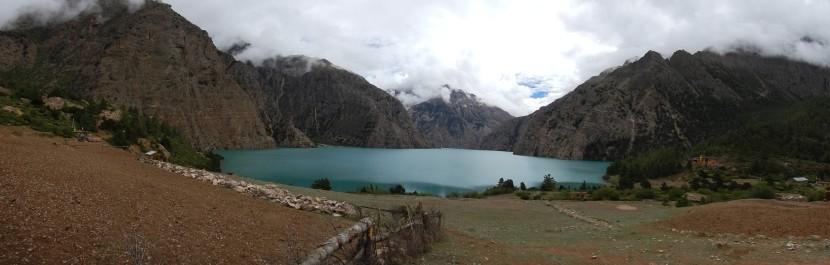 Phoksundo Lake a hugely sacred lake to locals.